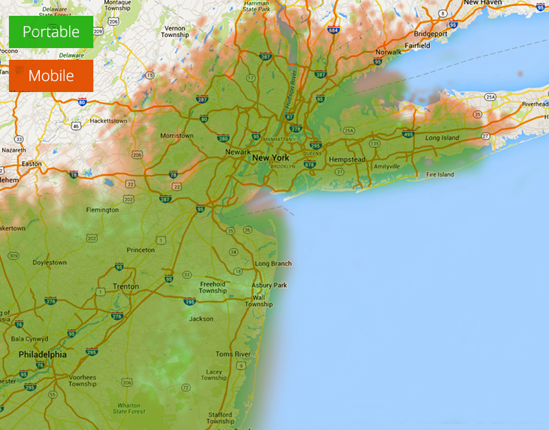 NYNJ Local Coverage Map